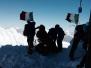 Luca, alpino e tetraplegico sul monte Rosa