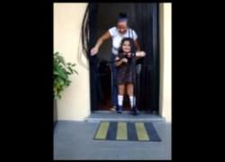 Sindrome di rett: Anna cammina | Un volo per Anna