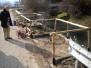 Piazzole per la pesca accessibili sul Nera