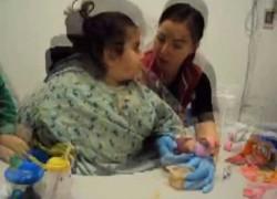 Sindrome di rett - Anna marzo 2010 - www.unvoloperanna.it
